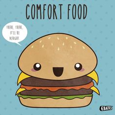 Comfort Food #PunTuesday