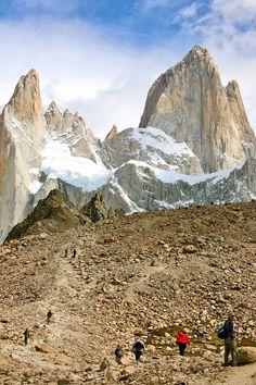 Fitz Roy Trek (25 Best Hikes in the World).