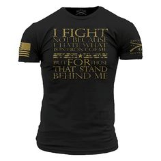 Grunt Style I Fight This We'll Defend