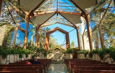 Get Married in One of the 10 Most Beautiful Churches in America