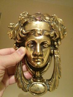 Antique door knocker (neo-classical)