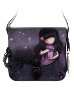 We Can All Shine Saddle Bag from Gorjuss