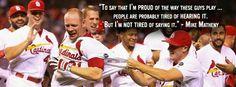 Get ready, Cardinals fans: Your team won't be the World Series favorite Cardinals Game, Cardinals Baseball, St Louis Cardinals, Mlb Postseason, Bama Football, Best Fan, Great Team, Best Player, World Series