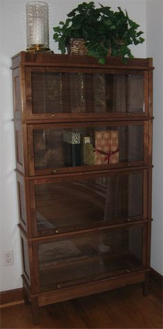 barrister bookcase new obsession