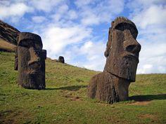 Moai - Isla de Pascua