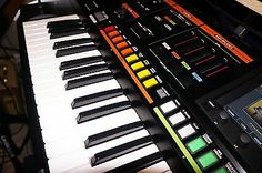 Roland Jupiter 80 JP80 76 Key Synthesizer in MINT CONDITION