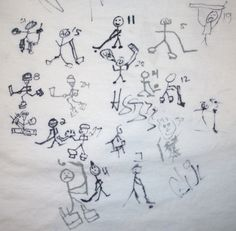 Condor's players artistry....maybe they should just stick to playing hockey, not drawing it :)