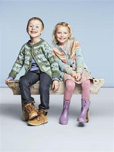 """T43: Design 5 """"Holmenkollen"""" kofte & 3 """"Nancy"""" kofte #klassiker #PeerGynt Knitting Patterns, Children, Knits, Sweet, Design, Diy, Style, Fashion, Dots"""