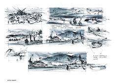environments: fantasy - Annis Naeem Design