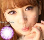 We sell variety of colored contact lenses online. Circle lenses blend naturally with the eyes and creates a stunning bigger iris for charming expressive look. Purple Contacts, Colored Contacts, Coloured Contact Lenses, Circle Lenses, Eye Color, Ice, Dark, Korean, Shop