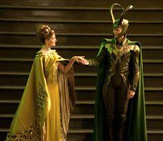 Loki/Frigga