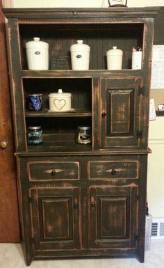 Farmers Hutch By Miller S Quality Crafts Sugarcreek Oh Dionne Hight Amish Furniture