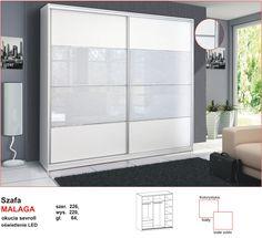 szafa z drzwiami przesuwnymi szkło białe - Szukaj w Google