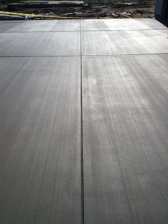 At Knox Concrete we can do a variety of things for that new project you've been thinking about. Broom finished concrete is the most basic finish for your project and can be stained.