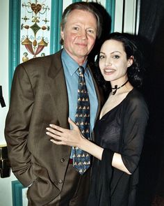 "1,426 Likes, 22 Comments - AngelinaJolie (@xangelinajolie) on Instagram: ""Father and daughter #angelinajolie #angelinajolievoight #angelinajoliepitt #johnvoight"""