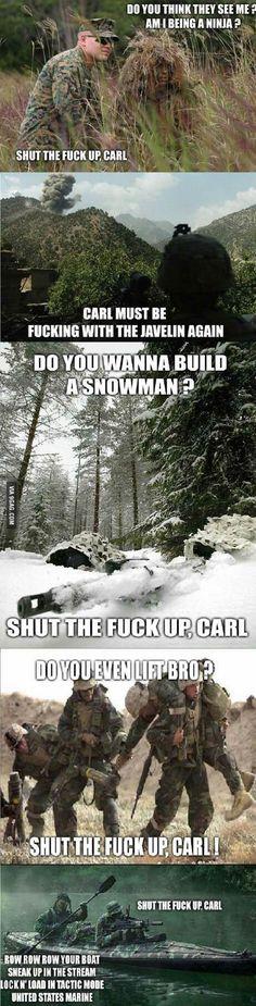 Dammit Carl! - 9GAG