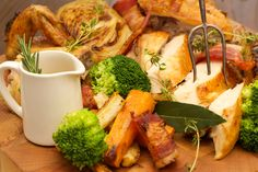 """A Shout Out To """"The Roast"""" By Chef Craig Rodger Roasting food in the oven is a time honoured technique for several good reasons. Here a few reasons why I..."""