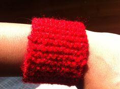 Warm wristband
