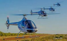 Cabri Guimbal G2 in South Africa