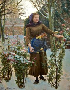 Cottage Art, Hippie Art, Female Art, Art Women, Coups, Inspiration, Art Art, Countryside, 19th Century