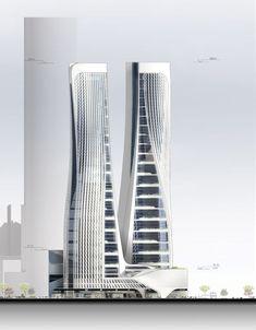 UNStudio: raffles city, hangzhou, china