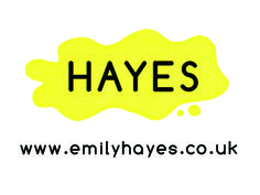 www.emilyhayes.co.uk  Stand C39 at Pulse 2015 May
