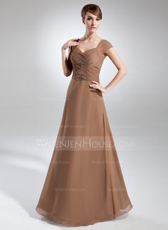 9cd89d19d7a   146.99  A-Line Princess Sweetheart Floor-Length Chiffon Mother of the  Bride Dress With Ruffle Beading (008015734)