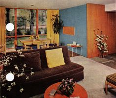 Better Homes And Gardens Furniture Layout Better homes gardens decorating book 1956 page 408 style star better homes gardens decorating book 1956 page 408 style star interiors pinterest decorating mid century and interiors workwithnaturefo