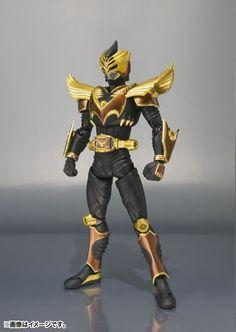 Kamen Rider Odin & Galt Phoenix - June 2013