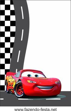 kit festa infantil carros - lembrancinha carros da disney