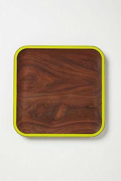 Walnut Plate Anthropologie