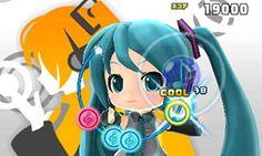 """""""Hatsune Miku and Future Stars Project mirai (Sega), 3DS"""