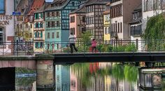 Petit france - Estrasburgo