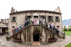 Romantic Weddings on Lake Garda Most Romantic, Romantic Weddings, Lake Garda Wedding, Wedding Planners, Italy Wedding, Wedding Gallery, Photo Galleries, Castle, Street View