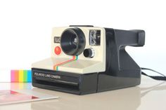 Polaroid camera - Retro gift ideas for children
