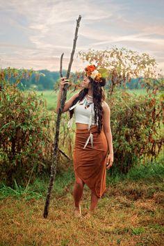 Native American fashion @alissamcdowell