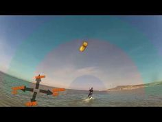 Kitesurfing lesson: how to water start Kitesurfing, Helping People, Water, Oc, Outdoor, Learning, Youtube, Gripe Water, Outdoors