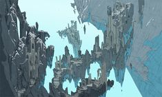 Darksiders concept art by Paul Richards (6)