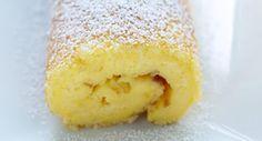 Torta de laranja e coco Coco, Cornbread, Menu, Ice Cream, Ethnic Recipes, Desserts, Bananas, Christmas, House