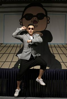 ecee6bd3cdc South Korean rapper PSY finds his success with