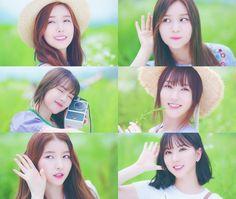 "Képtalálat a következőre: ""sowon love whisper"" Summer Gif, Gfriend Album, Rain Gif, Cloud Dancer, My Wife Is, G Friend, Make You Smile, Korean Girl Groups, Kpop Girls"