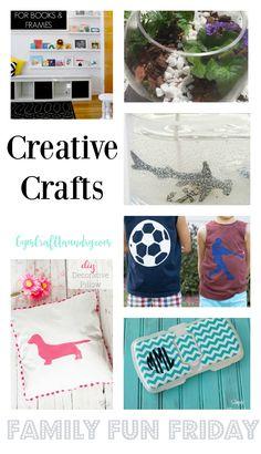 Creative Crafts on F