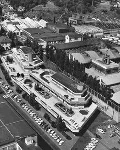 1955 63 ridolfi e frankl asilo olivetti a canton vesco - Piscina la serra ivrea ...