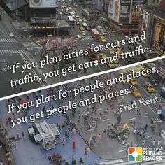 Plan for people pedestrians and walk ability