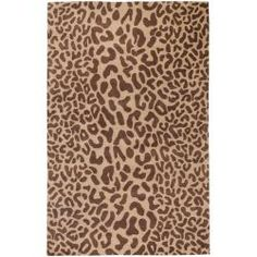 Shop for Hand-tufted Tan Leopard Whimsy Animal Print Wool Rug (9' x 12'). Get free shipping at Overstock.com - Your Online Home Decor Outlet Store! Get 5% in rewards with Club O!