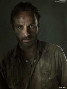 Andrew Lincoln The Walking Dead   The Walking Dead : Andrew Lincoln se confie sur la saison 3