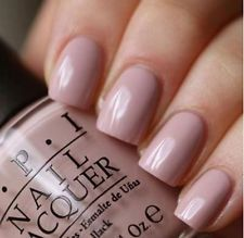 New OPI TICKLE MY FRANCE-Y Naughty Nude Beige Light Tan Nail Polish Lacquer F16