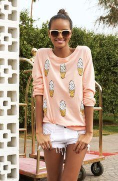 Cute ice cream pullover http://rstyle.me/n/m9q2hnyg6