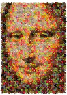 Mona Lisa Mosaic 2 by ~Cornejo-Sanchez on deviantART