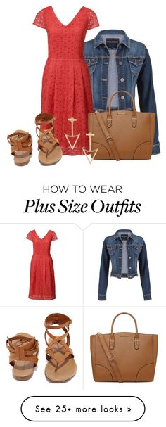 """""""Teacher Attire: Outfit 36"""" by vanessa-bohlmann on Polyvore featuring maurices, Lands' End, Dorothy Perkins and Breckelle's"""